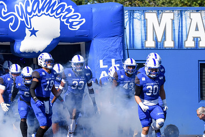 Sycamores vs. Western Illinois (Oct. 12, 2019)