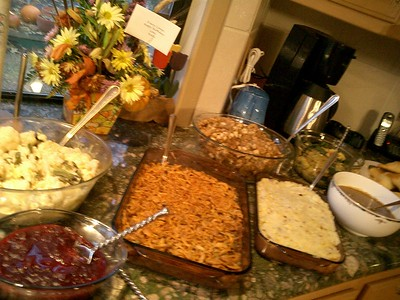 Thanksgiving at Cabernet 2004