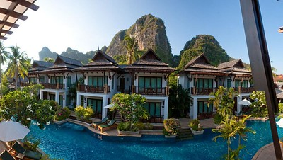 Railay Beach West Railay Hotels