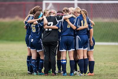 2012 PHS Girls Soccer vs Manual