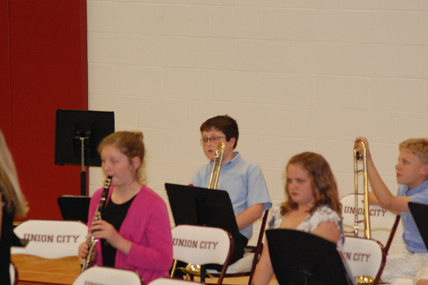 Cole's Band Concert-5/2011