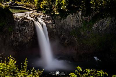 Snoqualmie Falls April 2015