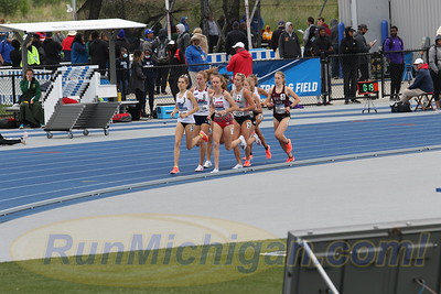 1500M Prelims Women - 2021 NCAA Division II Outdoor Track & Field Championships