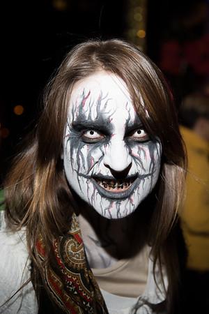 New York City's 43rd Annual Village Halloween Parade (2016)