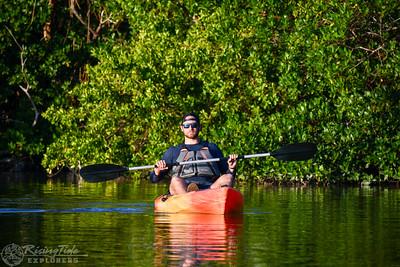 Sunset Kayak Tour - Weeks & O'Connor