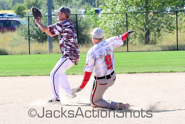 Rocky Mountain Thunder vs Connerstone Softball