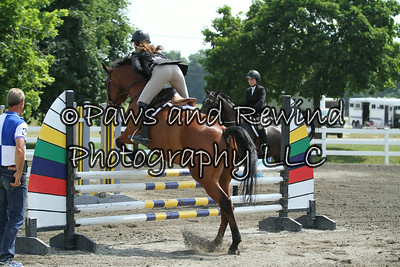Ring I: 3' Equitation Classes