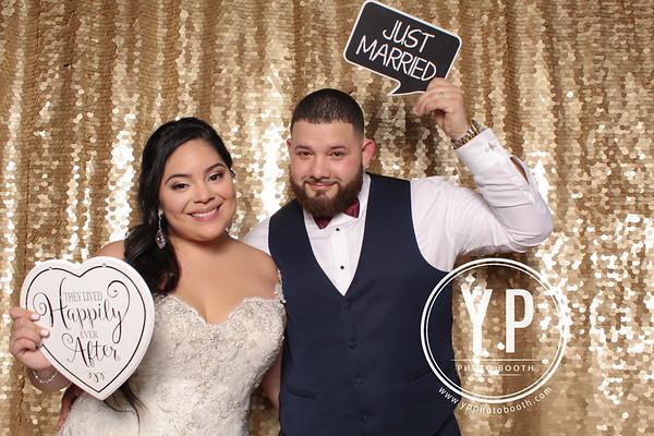 ESBY & JULIO WEDDING