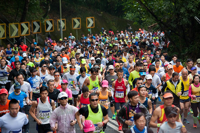 The 22nd MIZUNO Hong Kong Half-Marathon Championships