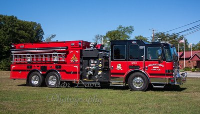 Mauricetown Fire Co. (Cumberland County NJ) Engine 12-01