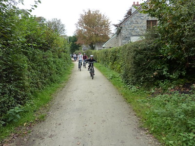 Camel Trail Cycle Trip