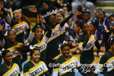 11-15-2014 Seneca Valley HS Varsity Cheerleading at Blair HS MCPS Championship, Photos by Jeffrey Vogt Photography with Kyle Hall