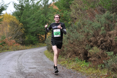 Betws Trail Challenge - 5k Race at 3kM
