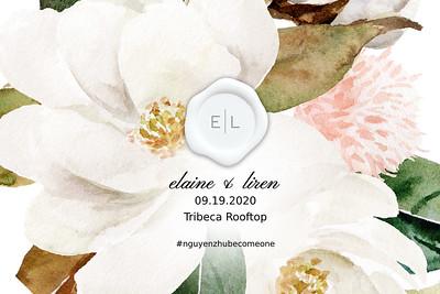 2020-09-19 Elaine & Liren