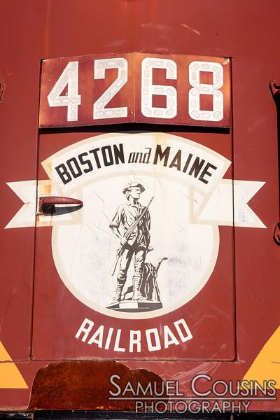 Boston and Maine