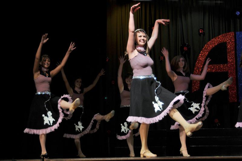 American Bandstand - High School