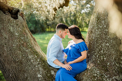 Klarissa & Andrew Maternity shoot