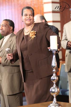 Pastor Cameron 42nd Anv. 2012