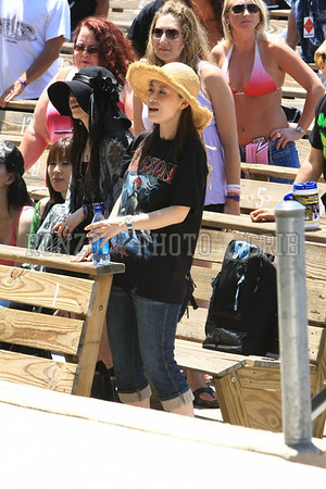 Rocklahoma Fans and Camp Grounds July 9th thur 12th 2009