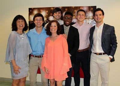 UHC Student Awards Banquet - 5/2/16