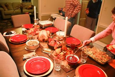 Thanksgiving Day,  November 2013