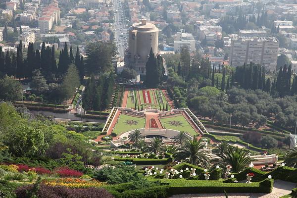 Haifa, Israel - May, 2010