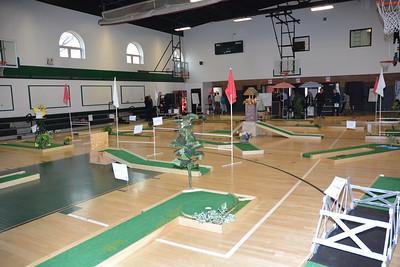 McGiveny Center Mini Golf Event