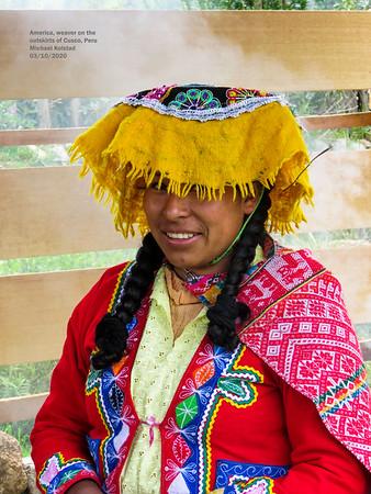 Sample of Our Tourist Photos Columbia & Peru Mar 2020