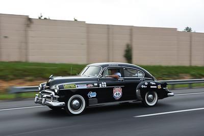 Great Race 2017 -- Tifton, GA to Chattanooga, TN -- Day 2