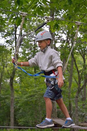 Treetops Adventure - Lydia&Russell