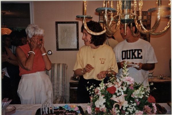 1995 07 Evelyne Segal's 85th Birthday