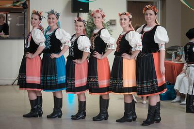 7th Anniversary of Folkore Group Karička Dance Party