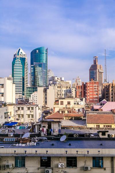 Shanghai Area