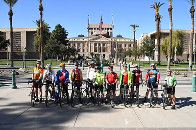 Ride on the Capitol - Arizona Distracted Driving Summit