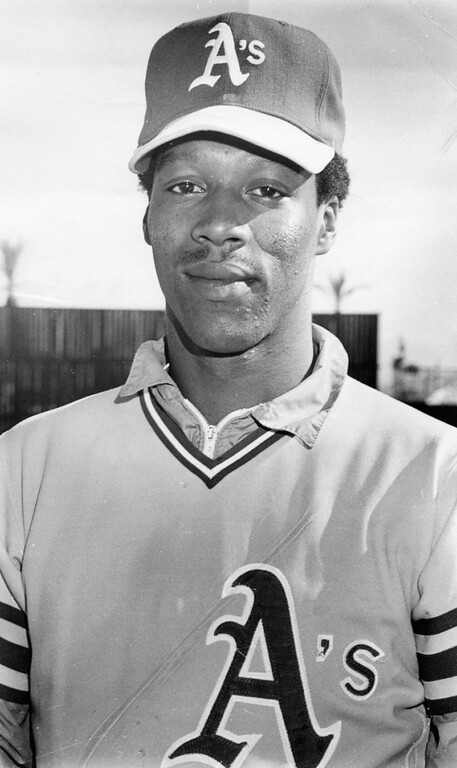 . Michael Norris , pitcher for the Oakland A\'s in 1981.  (Ron Reisterer/ Oakland Tribune Archives)