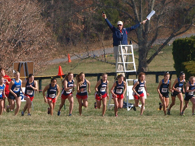 State XC Meet - TJ & Other