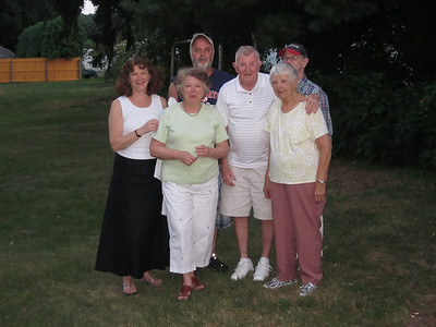 2010.07.28 visiting Christy's grandparents