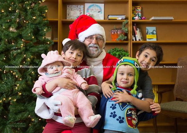 GFF Photos with Santa