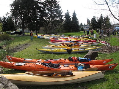 Duwamish River Cleanup 2011