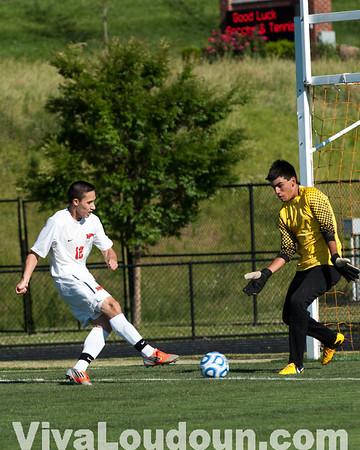 Boys Soccer: VHSL State Quarterfinal: Briar Woods vs. Culpeper 6.4.13 (by Joel Wolcott)