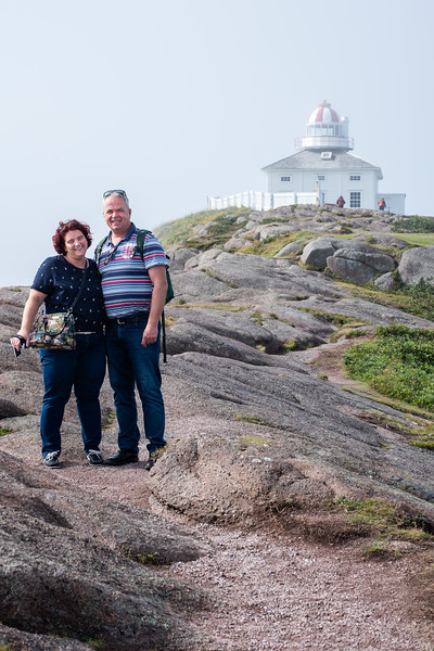 good times, Cape Spear