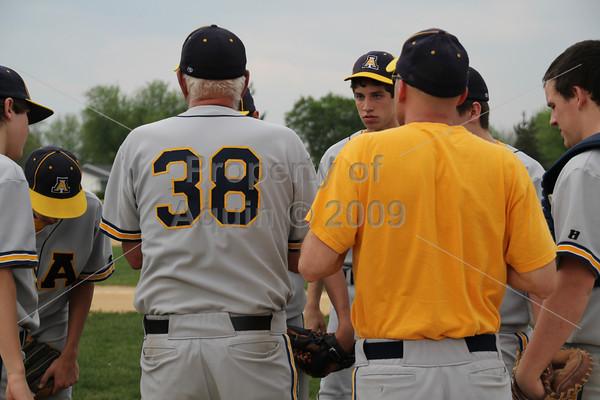 fs baseball at pec-du . 5.11.11