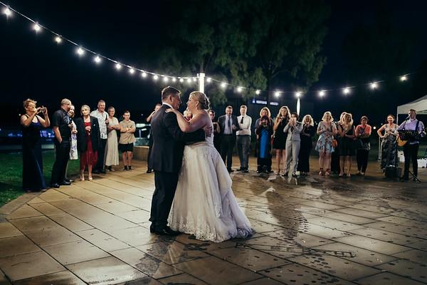 Karina&Tom: Northshore Harbour Wedding