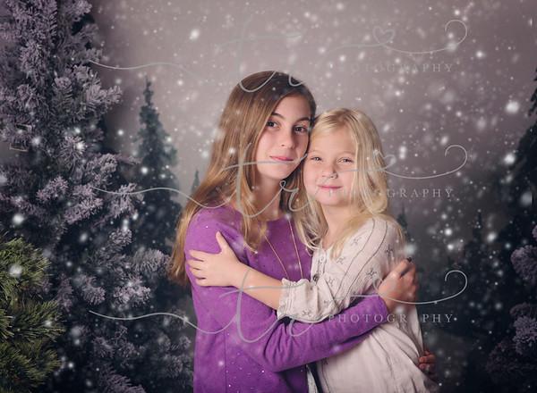 Hayden and Sophie