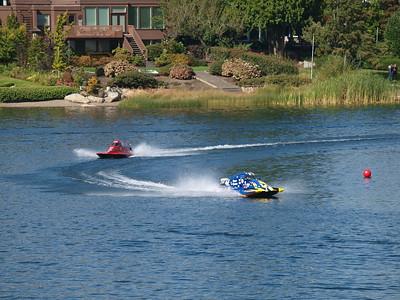 Angle Lake Boat Races 2016