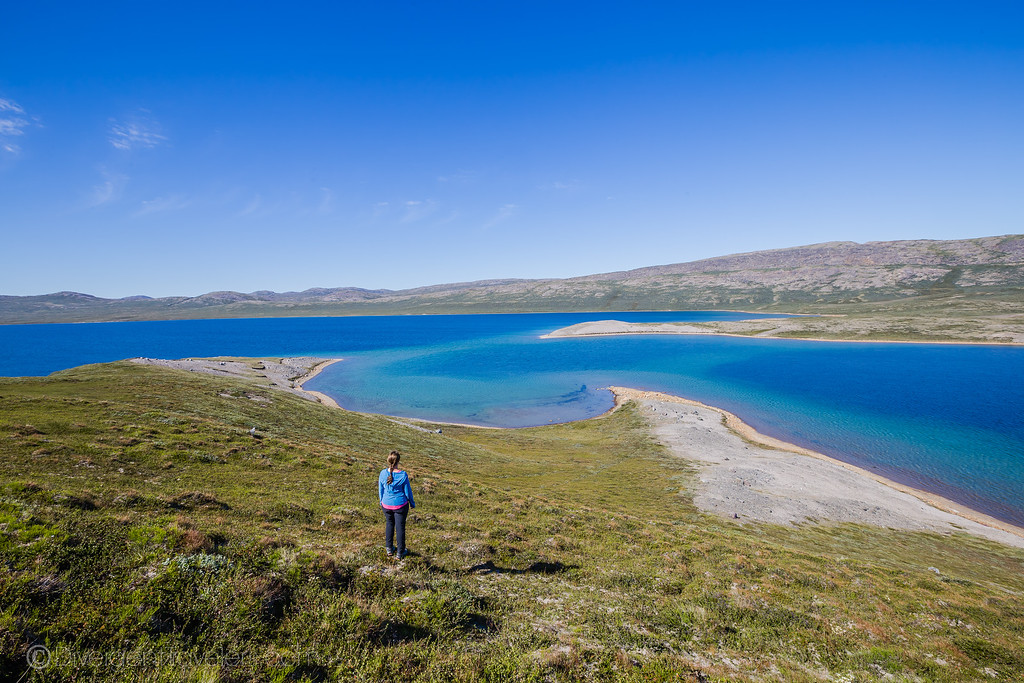 Kangerlussuaq Greenland - Hiking - Lina Stock