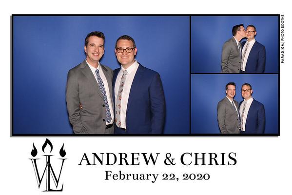 Andrew & Chris - Prints