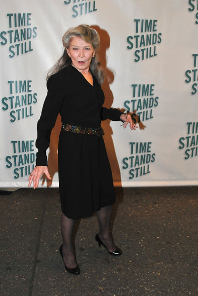 "10/07/10 Phyllis Somerville attends opening night of ""Time Stands Still"" at the Cort Theatre on Broadway."