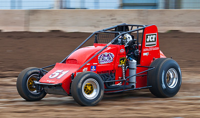 USAC Silver Crown Terre Haute 7-2-15