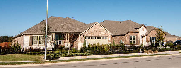 Real Estate Photography - Model Homes - Pulte at Cold Springs, Leander, Texas
